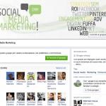 Social Media marketing gruppo Facebook