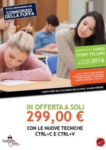 Digital Storytelling Marketing - corsi storytelling