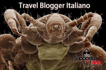 Travel blogger italiano