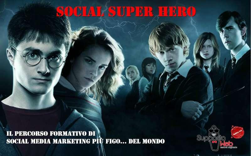 il social super hero