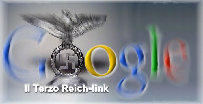 Google: Il Terzo Reich-link