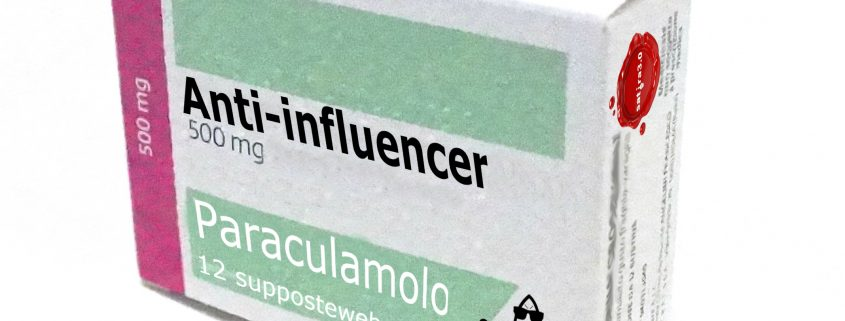 Paraculamolo: l'anti influencer